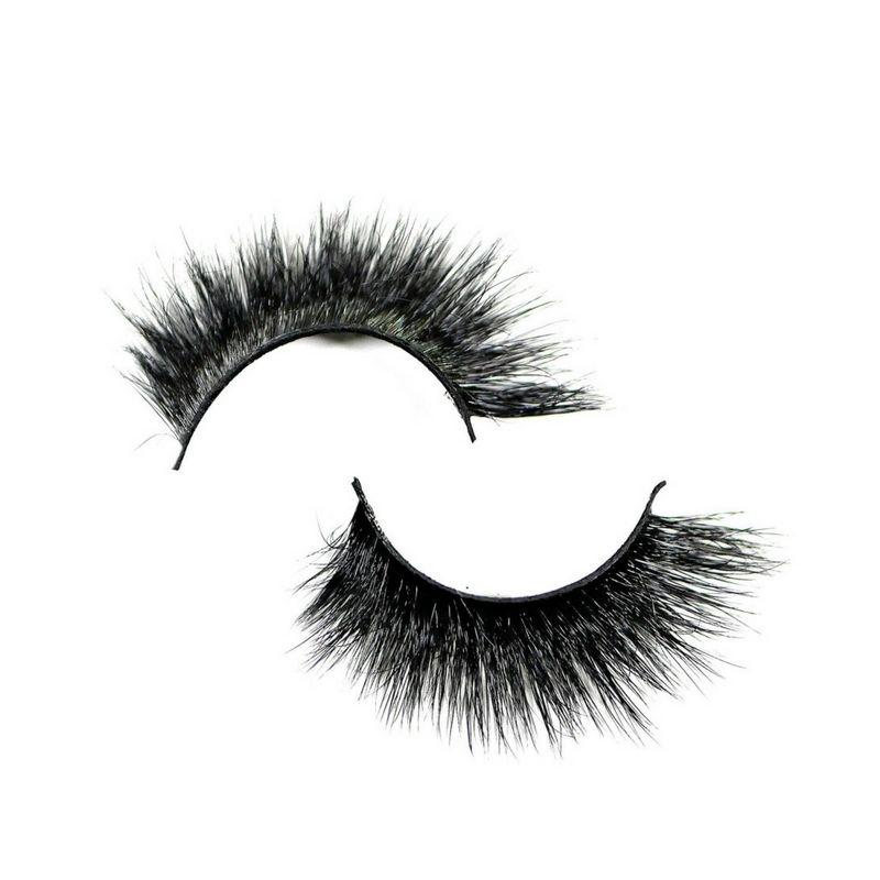 3D Mink Eye Lashes Thick Line